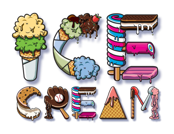 Ice Cream (typealone)